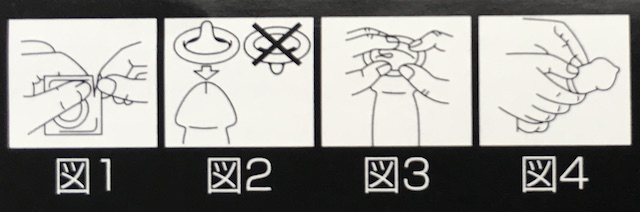 オカモト「ベネトン1000-X」の装着方法