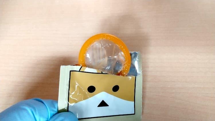 コンドーム ニャンボーVer.のコンドームカラー