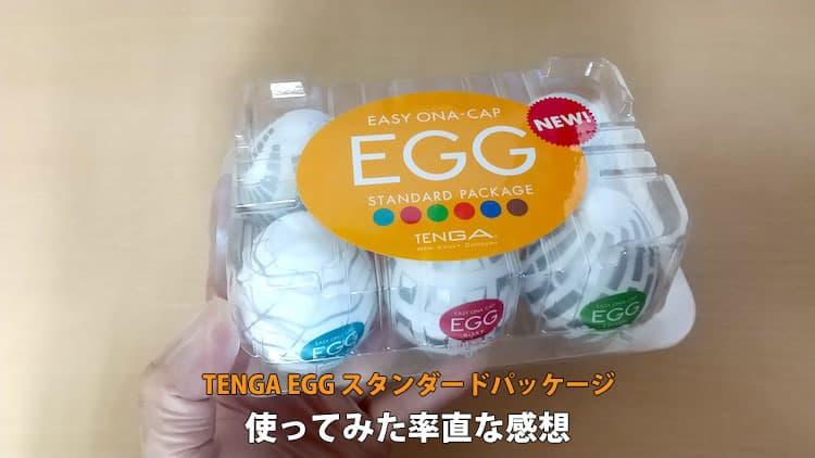 ENGA EGGスタンダードパッケージの6個セット
