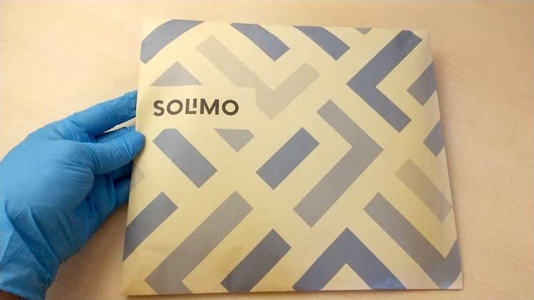 AmazonブランドSOLIMO(ソリモ)コンドームの外袋